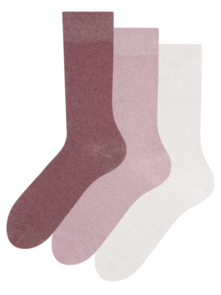 Original gift Recycled Cotton Socks 3-pack Optimist