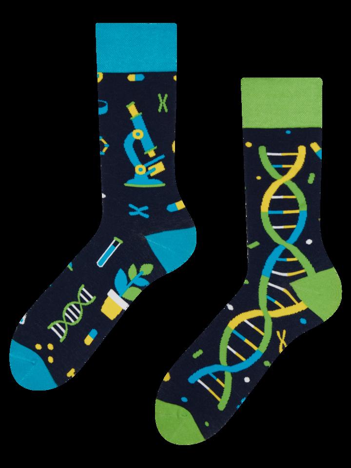Výnimočný darček od Dedoles Vesele čarape DNA
