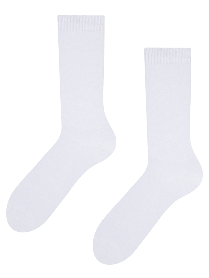 Gift idea White Bamboo Socks Comfort