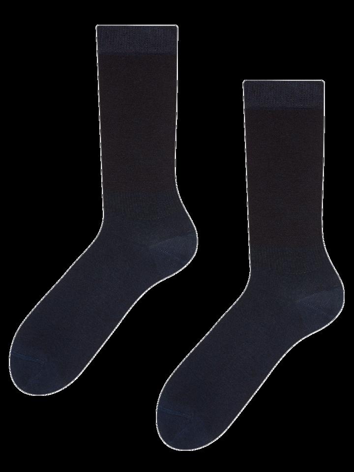Obrázok produktu Calzini Comfort in Bambù Blu scuro