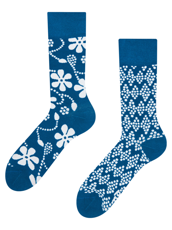Original gift Bamboo Regular Socks Blueprint