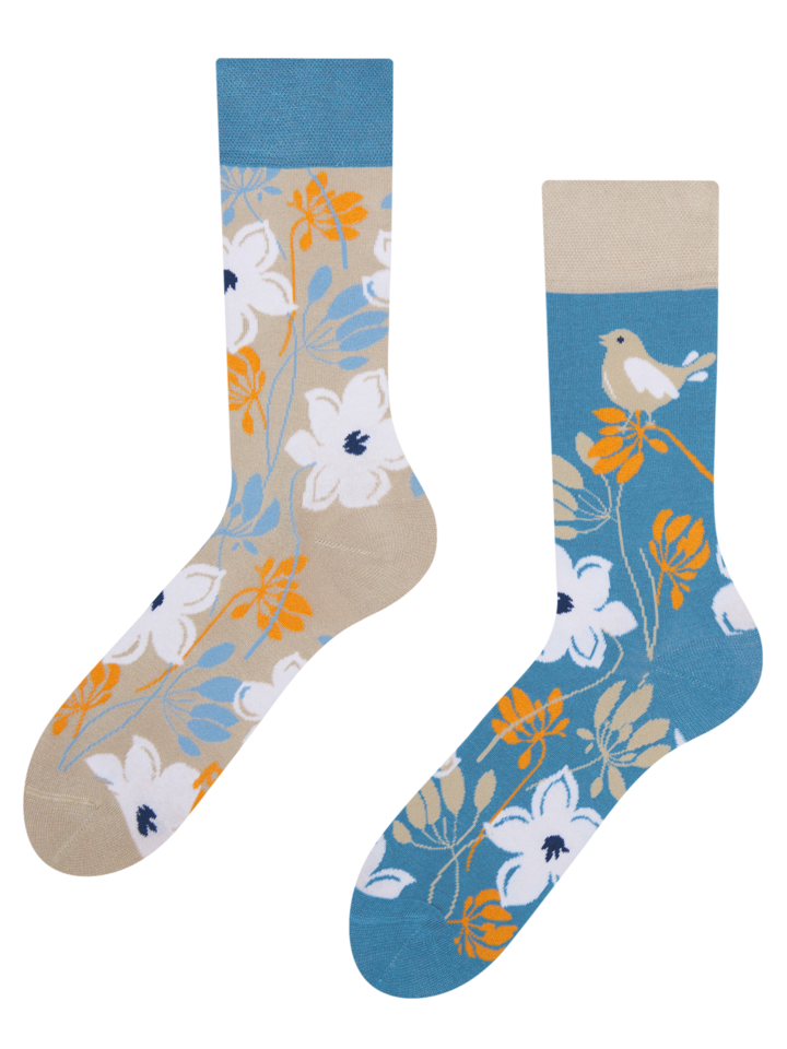 Lifestyle photo Bamboo Regular Socks Awakening of Nature