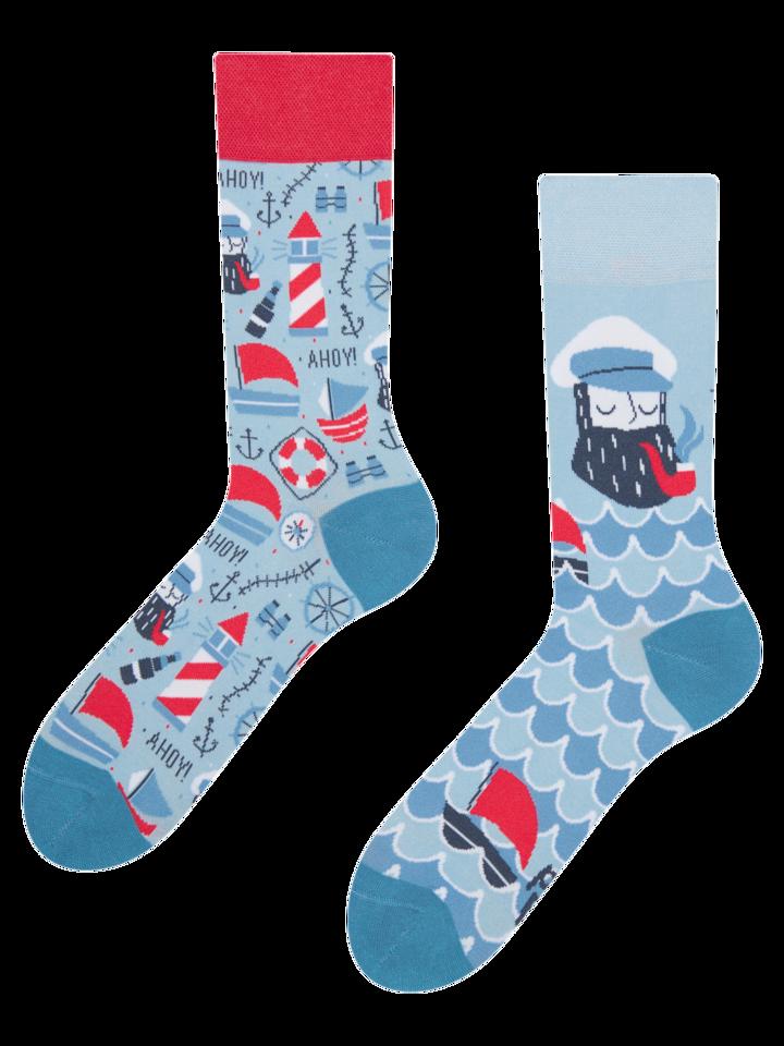 Pre dokonalý a originálny outfit Vrolijke sokken Hallo