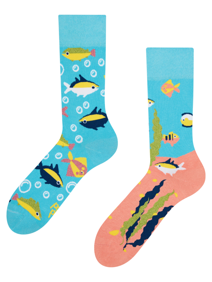Potešte sa týmto kúskom Dedoles Regular Socks Aquarium