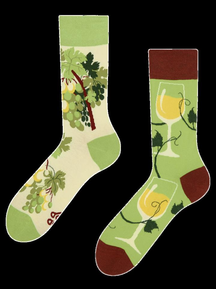 Potešte sa týmto kúskom Dedoles Regular Socks White Wine