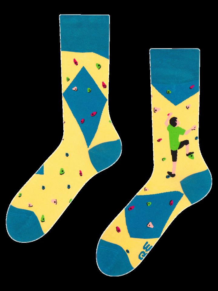 Zľava Vrolijke sokken Bouldering