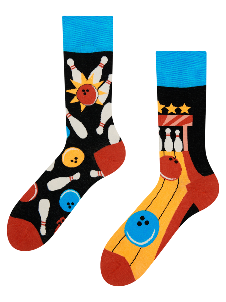 Gift idea Regular Socks Bowling