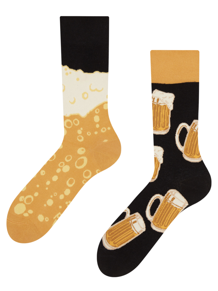 Looking for an original and unusual gift? The gifted person will surely surprise with Regular Socks Draft Beer