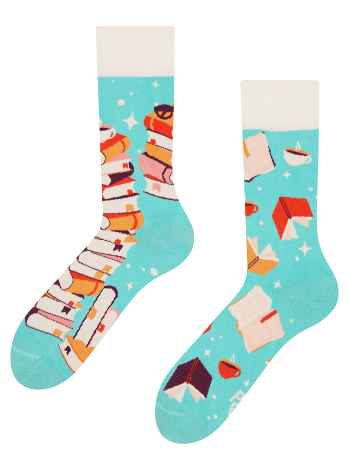 Original gift Regular Socks Magic Books