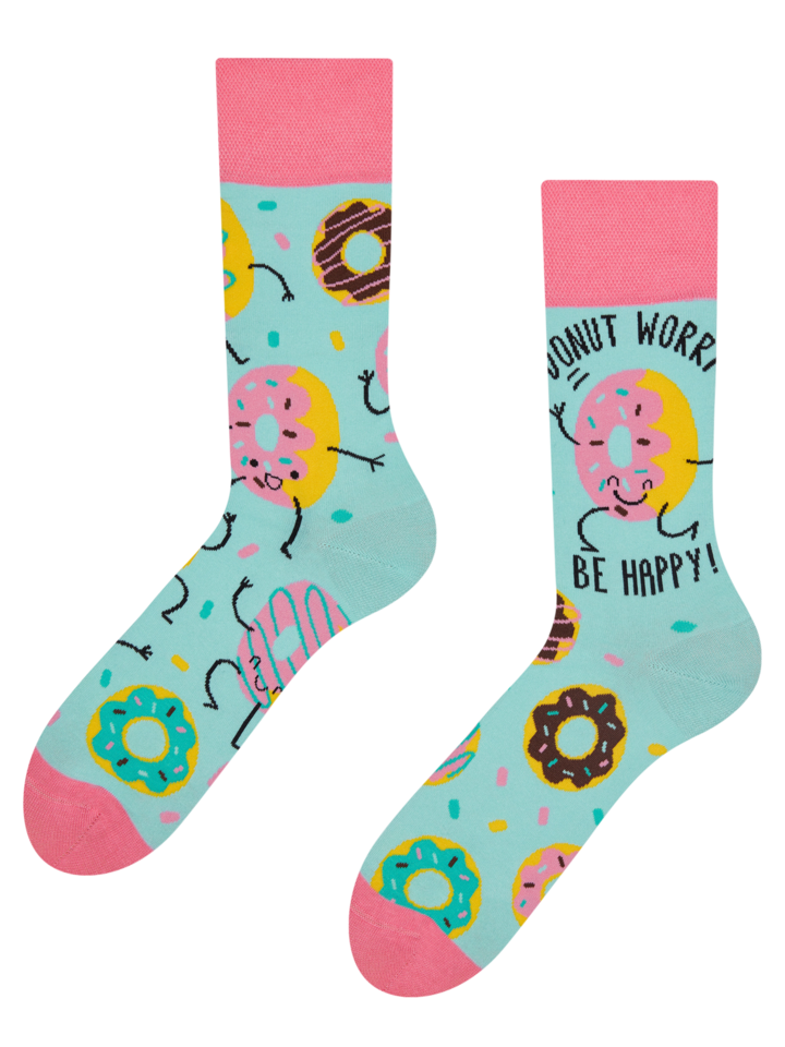Sale Regular Socks Donuts