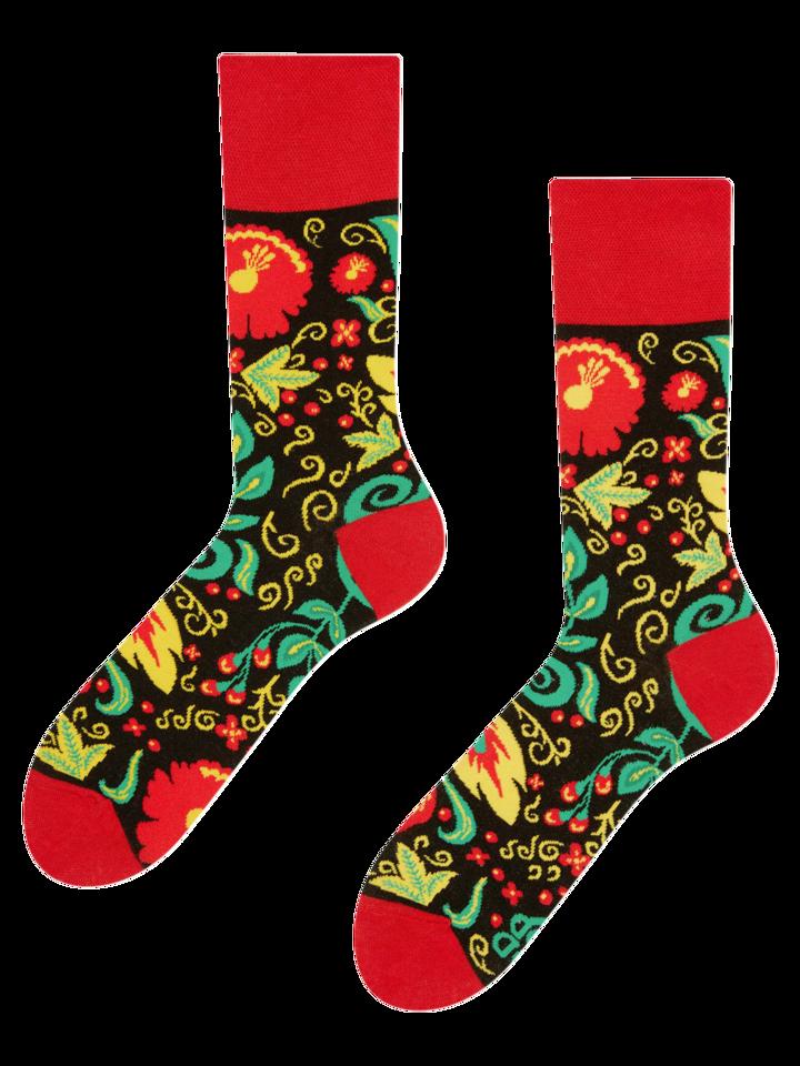 Pre dokonalý a originálny outfit Regular Socks Folk