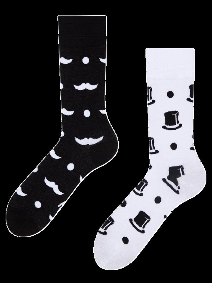 Bereiten Sie sich Freude mit diesem Dedoles-Stück Lustige Socken Gentleman