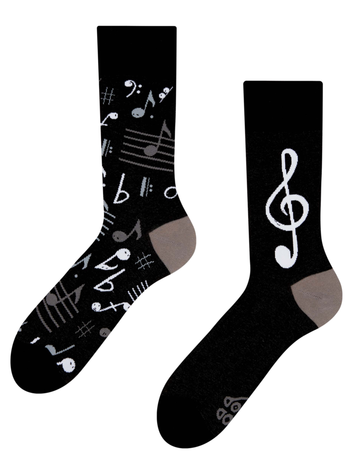 Original gift Regular Socks Music