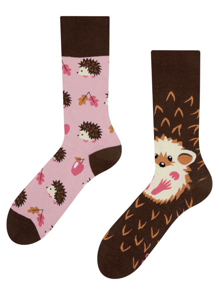 Lifestyle foto Vesele čarape Ježić
