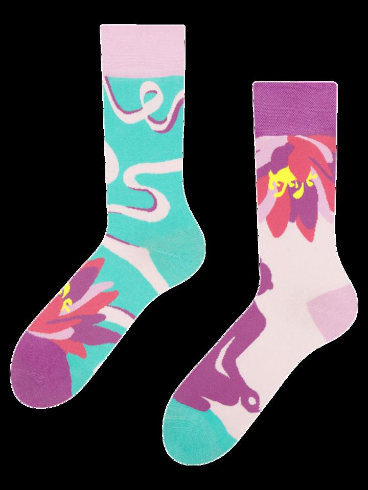 Potěšte se tímto kouskem Dedoles Veselé ponožky Jóga