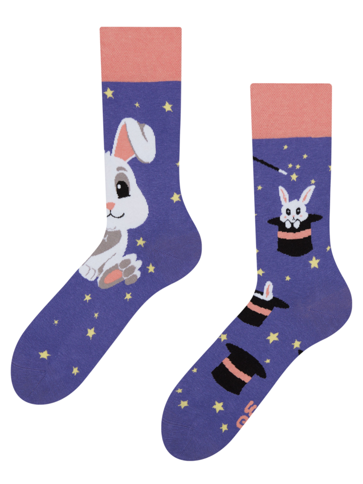Sale Regular Socks Magic Bunny