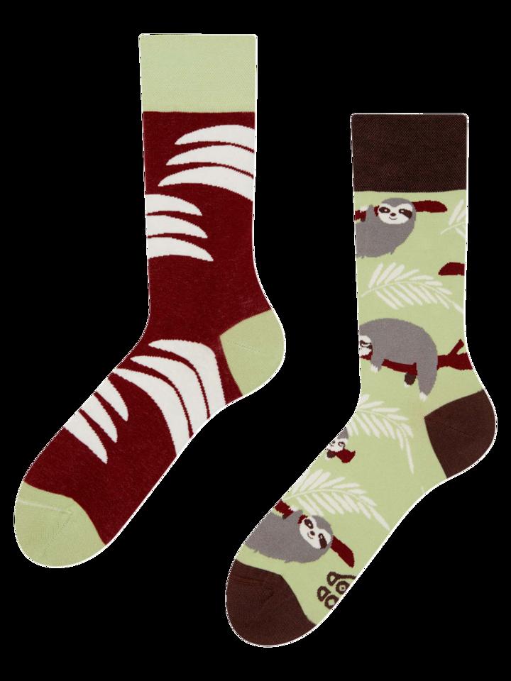 Obrázok produktu Весели чорапи Ленивец