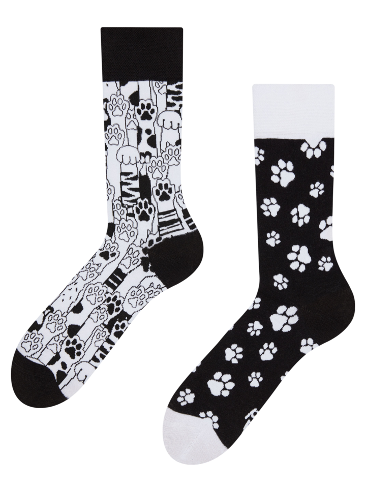Original gift Regular Socks Cat Paws