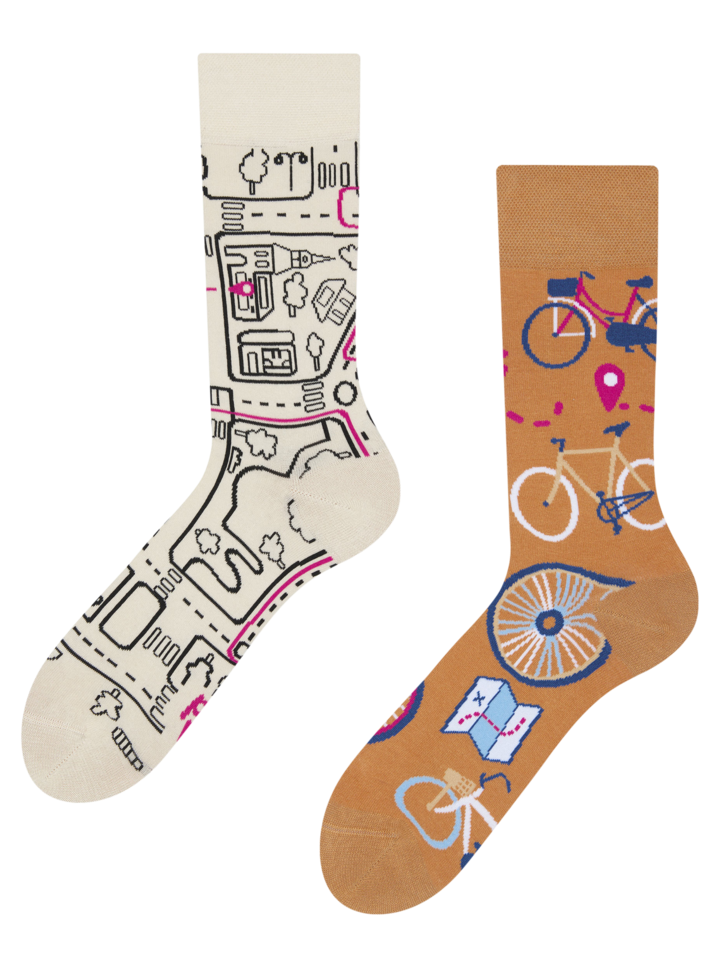 Original gift Regular Socks City Bike
