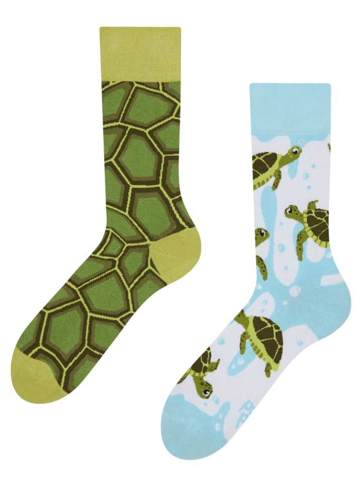 Sale Regular Socks Sea Turtles