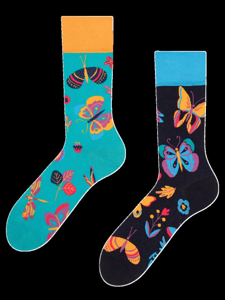 Original gift Regular Socks Butterflies