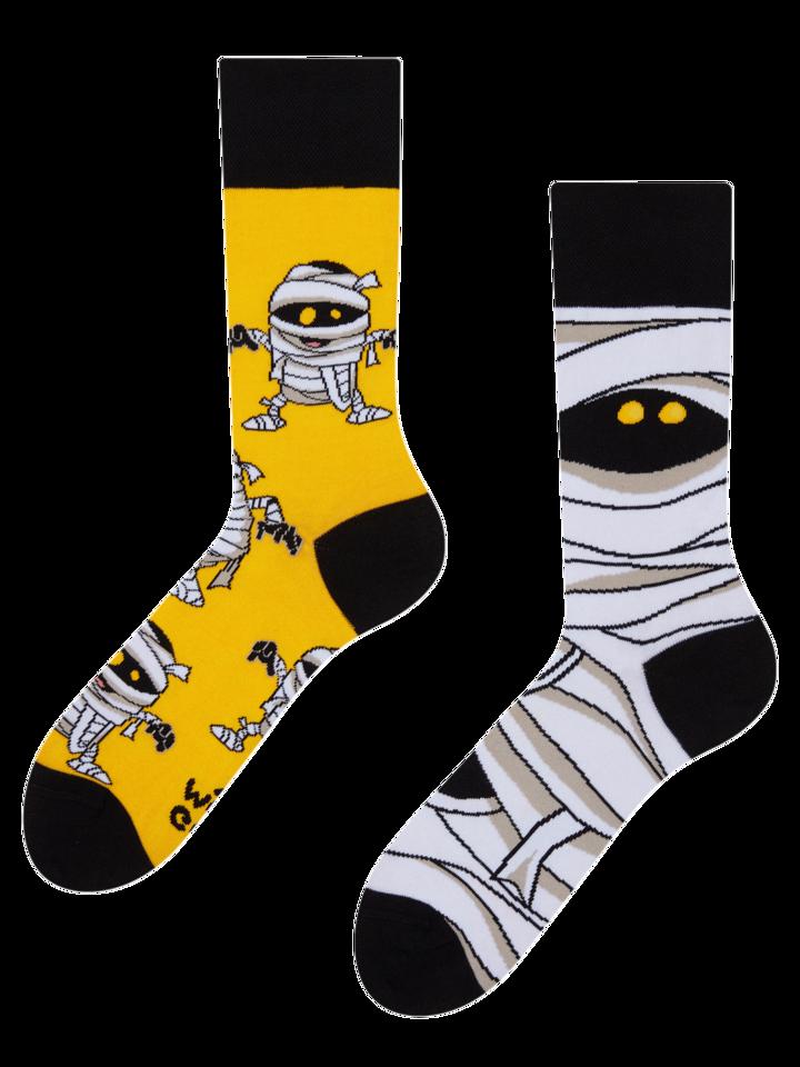 Tip na darček Živahne nogavice Mumija