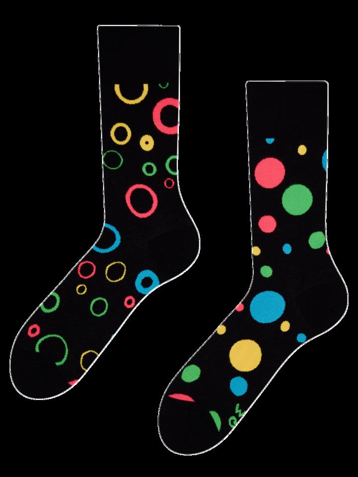 Original gift Regular Socks Neon Dots