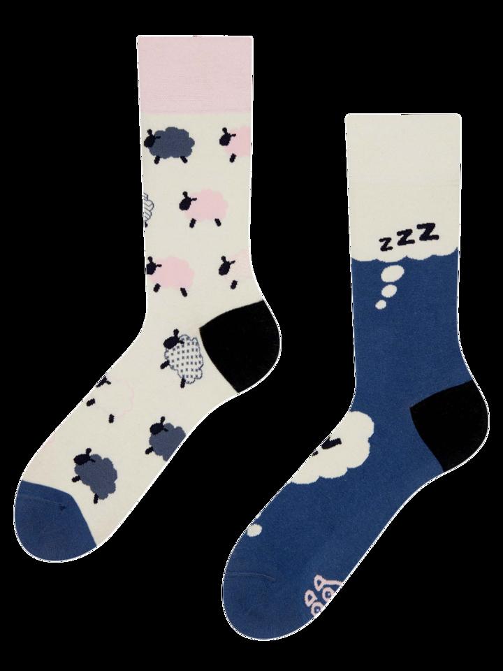 Sleva Veselé ponožky Počítání oveček