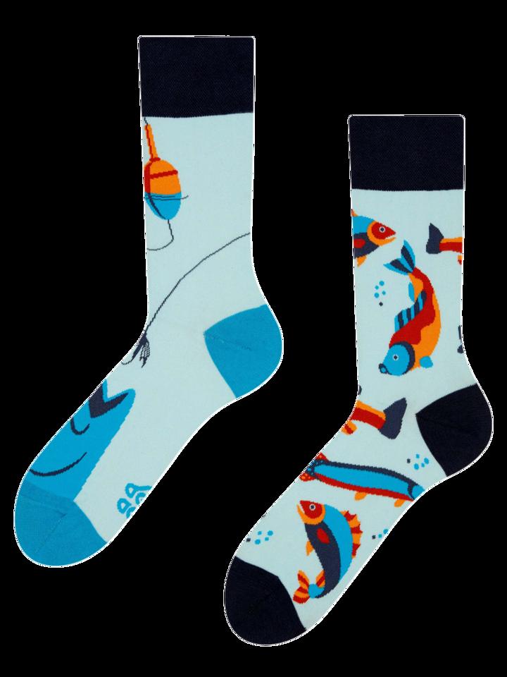 Lifestyle foto Весели чорапи Риби