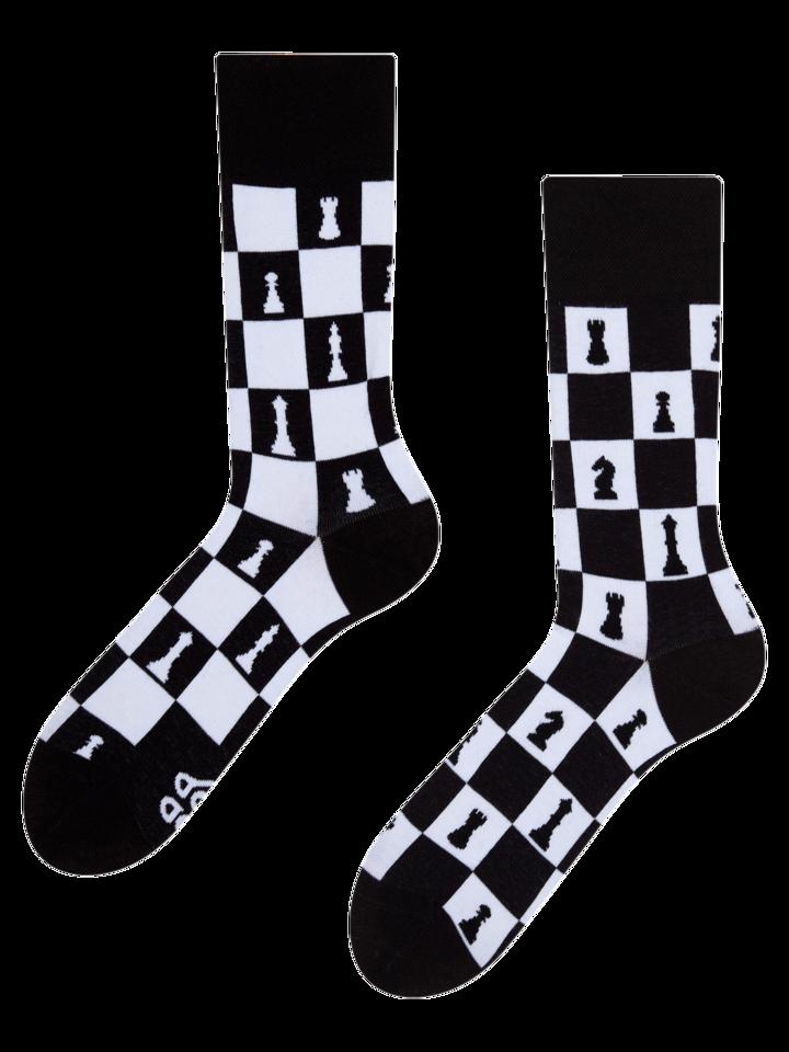Potešte sa týmto kúskom Dedoles Regular Socks Chess