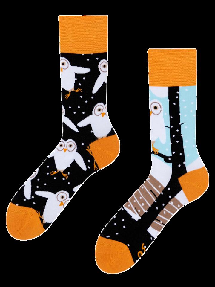 Obrázok produktu Veselé ponožky Sovy