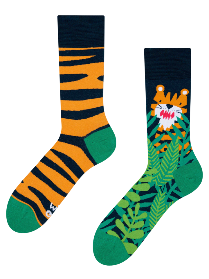 Lifestyle photo Regular Socks Tiger