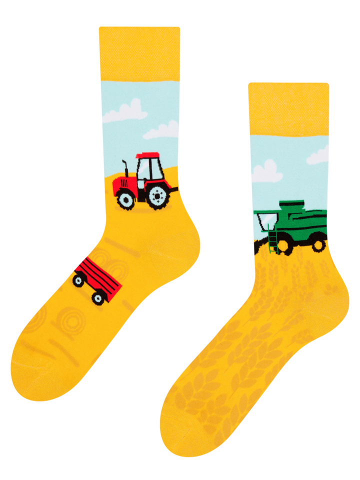 Sale Regular Socks Tractor