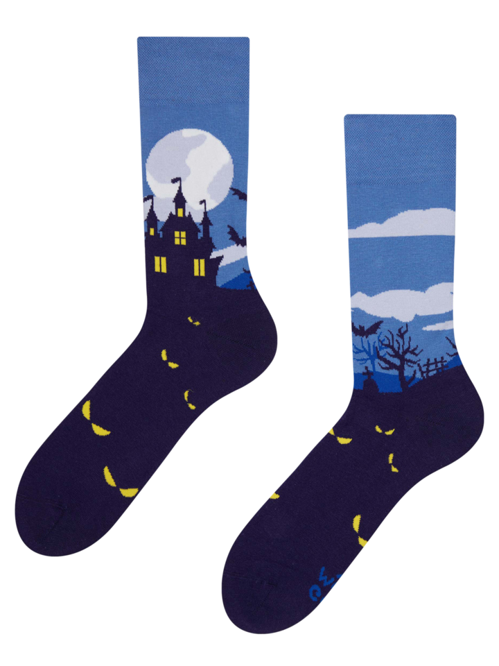 Looking for an original and unusual gift? The gifted person will surely surprise with Regular Socks Transylvania