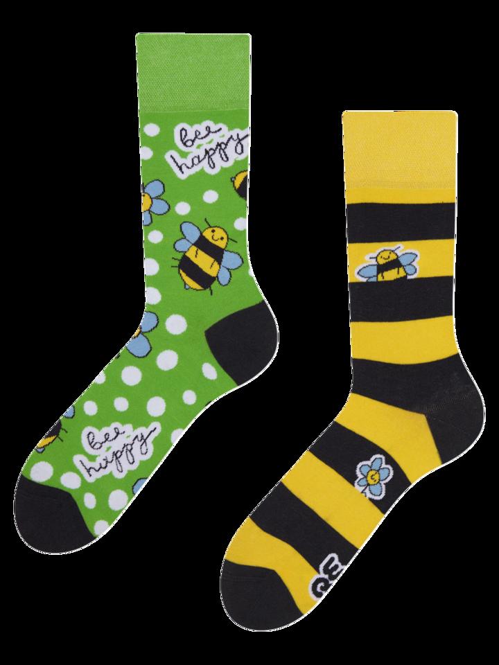 Potešte sa týmto kúskom Dedoles Regular Socks Bee Happy