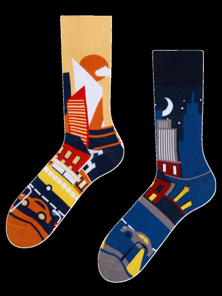 Gift idea Regular Socks Big City Life