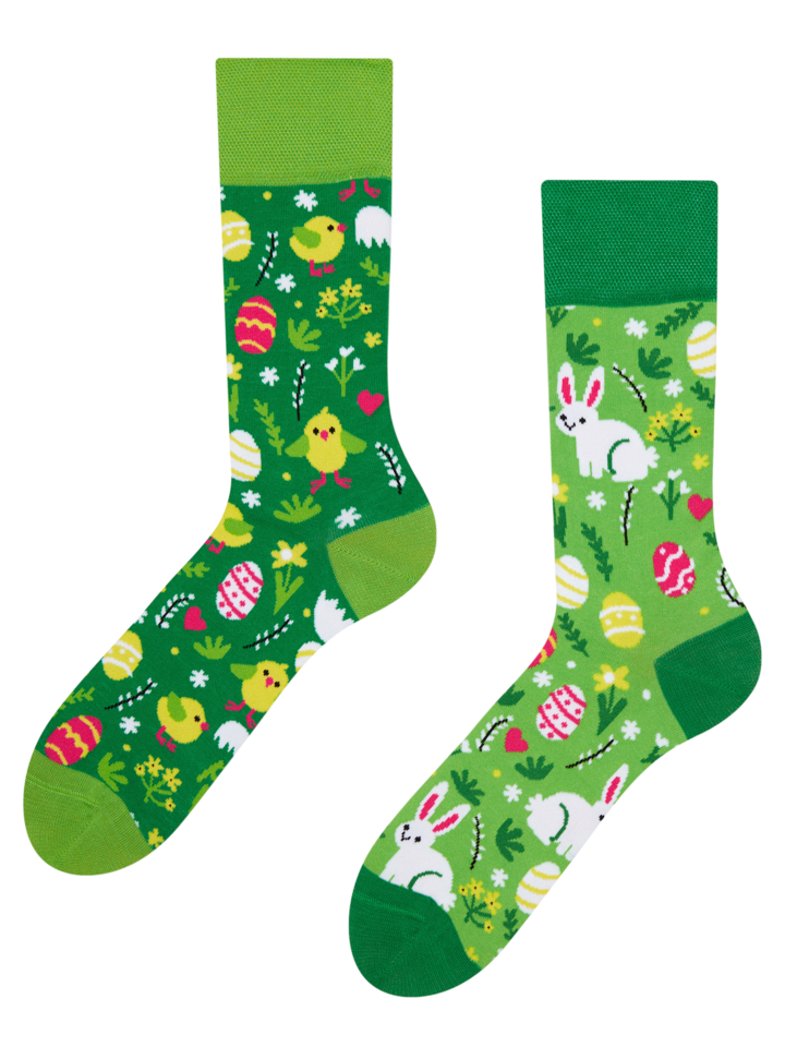 Sale Regular Socks Easter Bunny