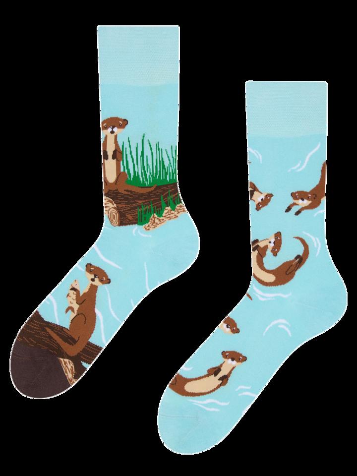 Sale Regular Socks Otters