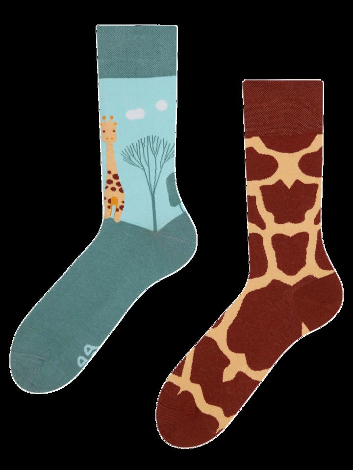 Výpredaj Весели чорапи Жираф