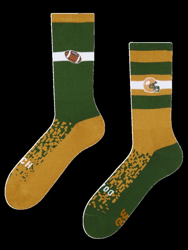 Obrázok produktu Весели спортни чорапи Американски футбол