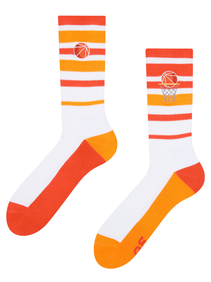 Výnimočný darček od Dedoles Весели спортни чорапи Баскетбол