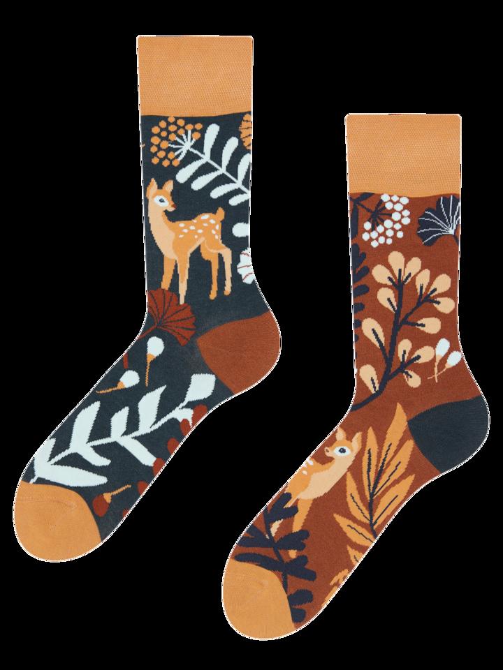 Tip na darček Vrolijke bamboe sokken Ree
