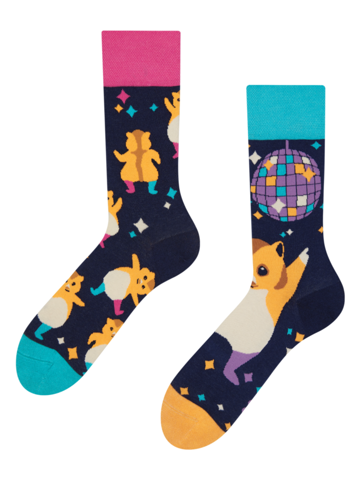 Gift idea Regular Socks Party Hamsters