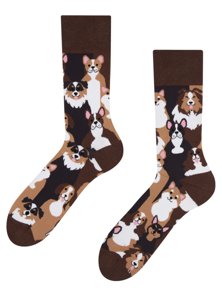 Original gift Regular Socks Doggies