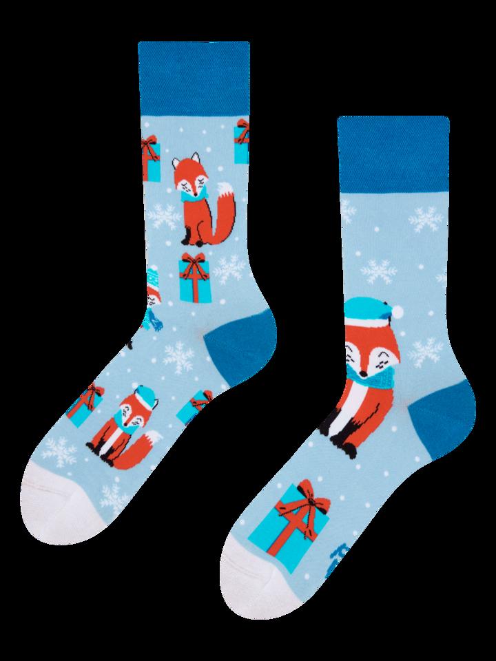 Potešte sa týmto kúskom Dedoles Regular Socks Winter Fox