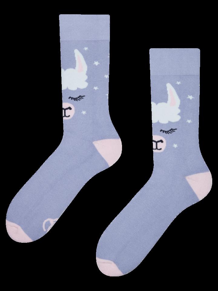 Potešte sa týmto kúskom Dedoles Warm Socks Llama