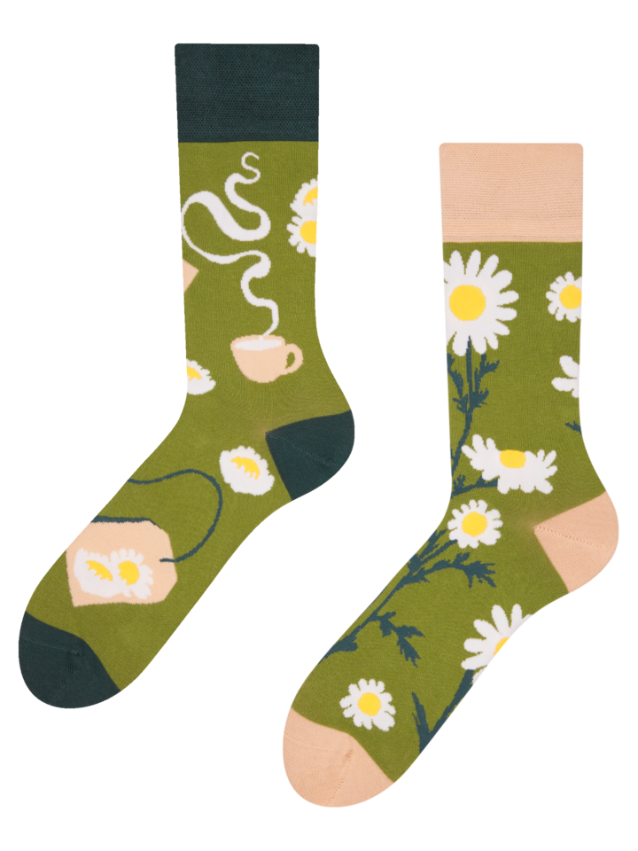 Sale Regular Socks Chamomile Tea
