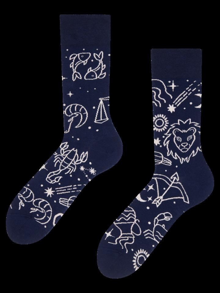 Potešte sa týmto kúskom Dedoles Vrolijke sokken Sterrenbeelden