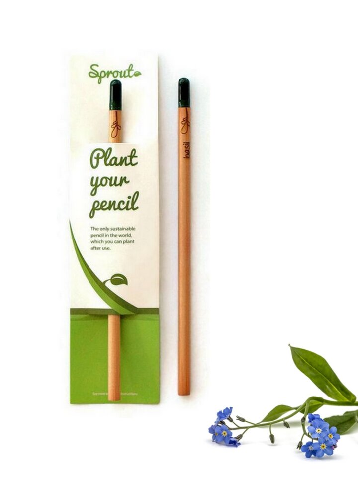 Pomysły na prezenty Plant Your Pencil – Forget Me Not