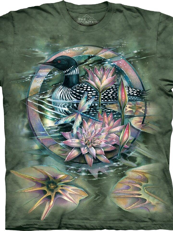 Sleva Tričko Kachna na jezeře